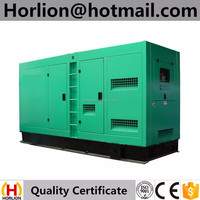 50Hz 400 kva diesel genset 320 kw diesel generator powered by Cummins engine NTA855-G4