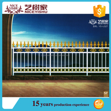 aluminium fence profile/ credible manufacturer industrial fence