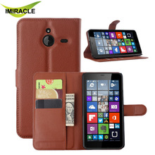 New Style Leather Case For Nokia Lumia 640 XL Wallet Stand Flip Cover Phone Accessories