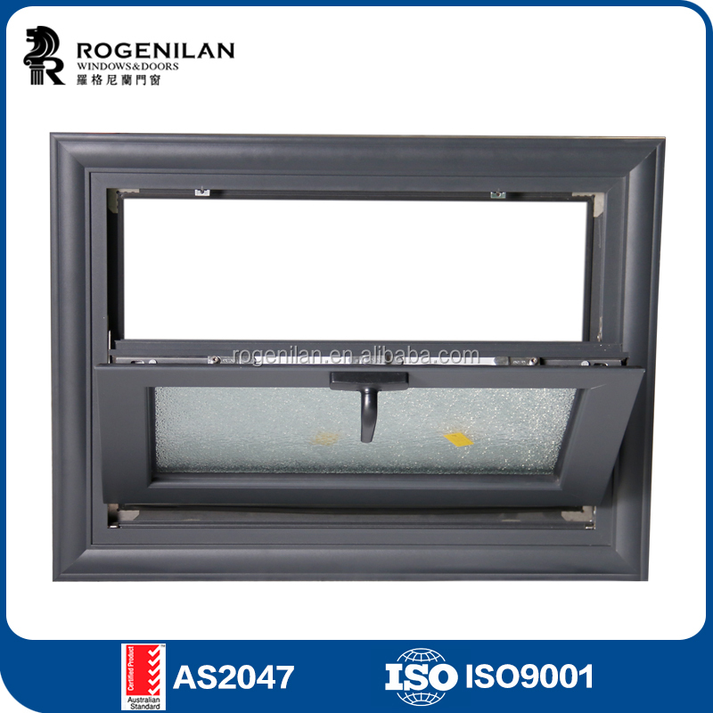 ROGENILAN 45 series aluminum jalousie window frames