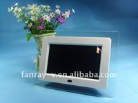 2012 new digital photo frame with multi-function