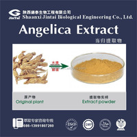 Traditional Chinese medicinal herb Chinese angelica extract