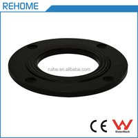 PE 100 Drinking Water Supply Pipe E R Flange End Butt Welding Fittings