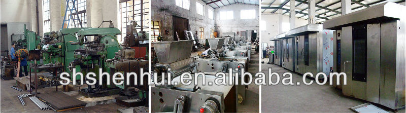 SH-600 industrial cake production line
