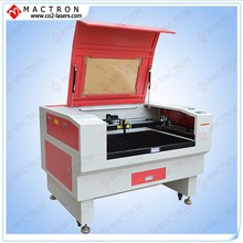 50W Compressor And Embroidery Patch CO2 Laser Engraving And Cutting Machine