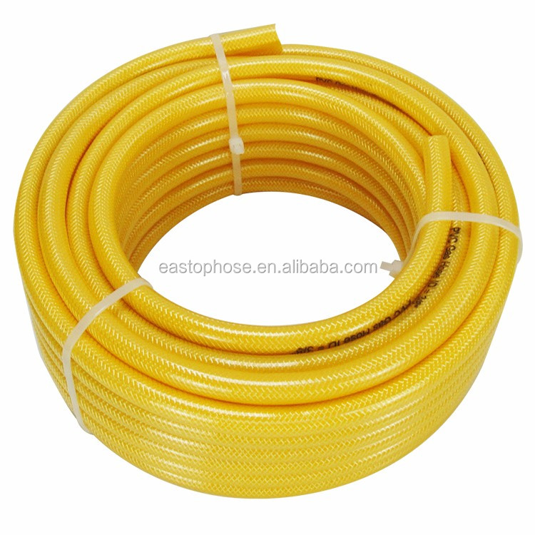 EASTOPS Korea Technology Yellow Natural Gas High Pressure Hose With nice Quality