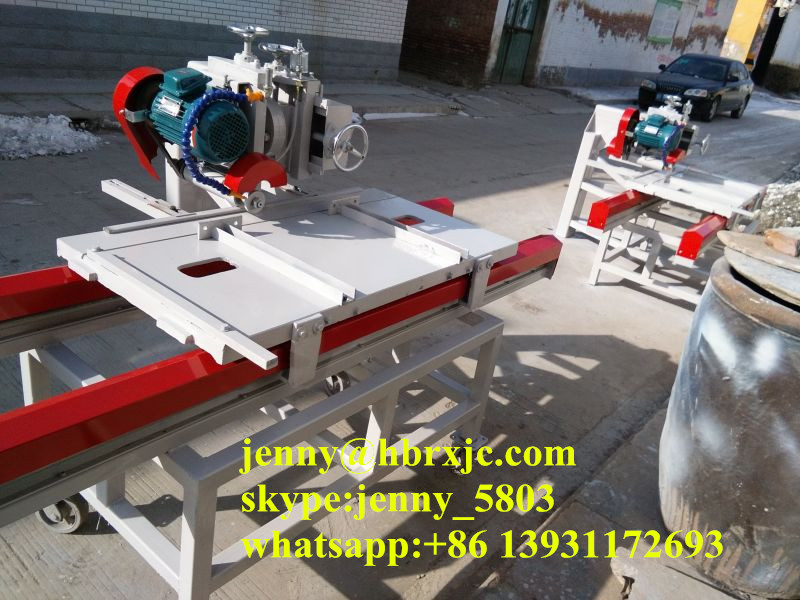 Bridge edge wet saw Ceramic tile cutting machine ,marble cutter