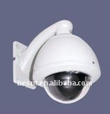 "Shenzhen Besnt Hot camera 1/4"" Samsung CCD,360 degree Pan Range, high speed zoom dome cctv camera BS-280"