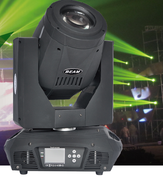 330W Beam + Gobo+Wash 3 IN 1 Moving Head Light