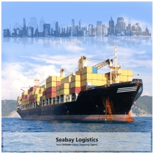 The latest International cheapest sea freight