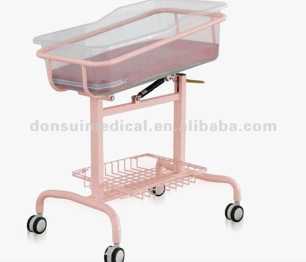 Luxurious Adjustable Hospital Baby Cots Designs