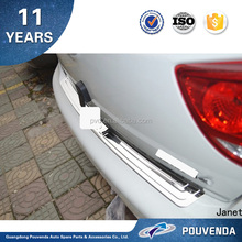 High Quality Car exterior accessories Rear Bumper Guard Plate For Great Wall M4 HOVER From Pouvenda