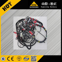 6156-81-9211 fuel injector wiring harness for crawler excavator