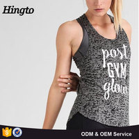 Sublimated sports products women's top selling sexy tank top