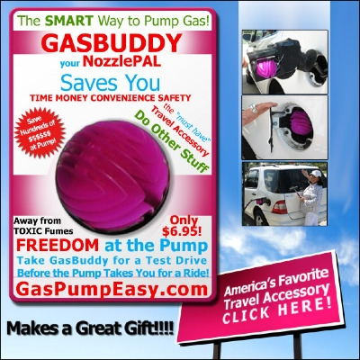 # 1 Auto Car Care & Travel Accessory- Gasbuddy Top Ebay Seller