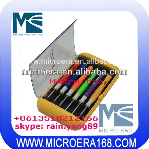 BEST-886 Six screw screwdriver set batch electronic telecommunications dedicated computer phone repair tools
