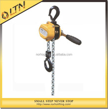Widely Used Ladder Hoist/Manual Block/Lever Crane