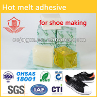 hot melt adhesive for shoe making