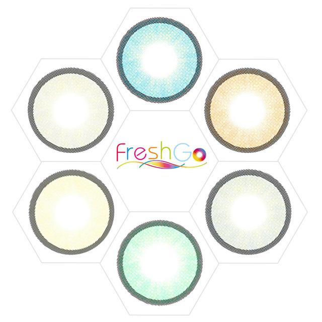 Charme dream color contact lens cheap colour contact lenses