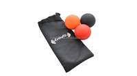rubber flexibility physio ncaa lacrosse ball