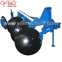 Pipe plough small ploughing machine moderate price garden plow for sale