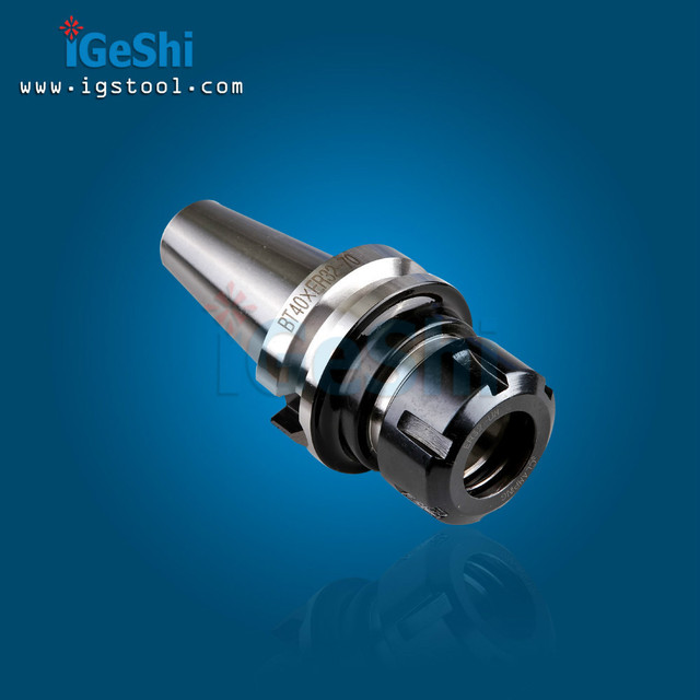 CNC Manufacturing BT40 ER25 ER32 ER40 series bt40 tool holder, bt40 collet chuck, bt30 bt40 bt50 tool holder