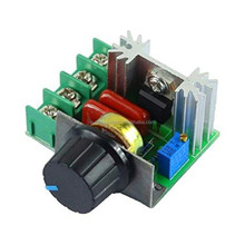 New Arrival High Quality AC 220V 2000W Motor Speed Control Controller with Knob