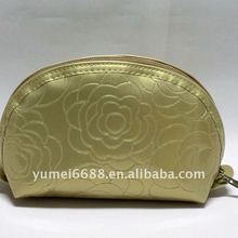2012 most fashion designer zebra cosmetic bags