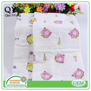 MOF 309 Manufactory supply breathable bedding cotton fabric
