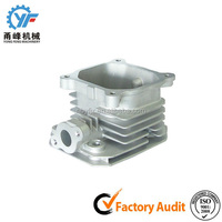 OEM Service High Precision Die Casting And Cnc Machining Aluminum Part