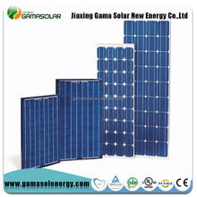 China made high power 36cells 150 watt trina mono solar panel