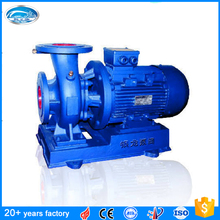 ISW Direct Coupled Type Horizontal Centrifugal Pressure Clear Water Pump