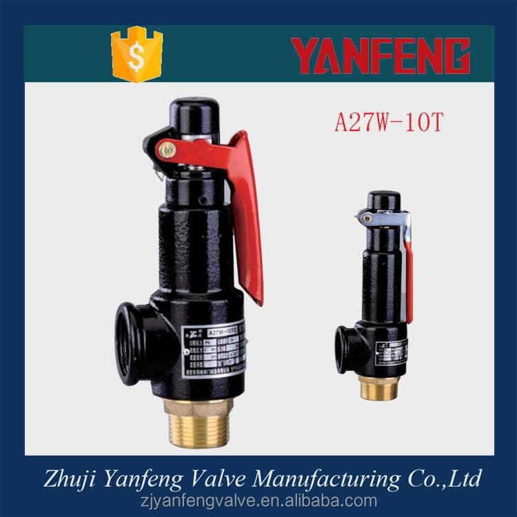 A27W-10T iron handle safety relief valve