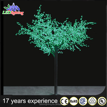 Green LED Cherry Blossom Tree Light For Wedding Decoration