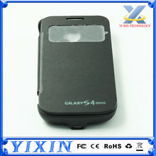 Battery charger case for samsung galaxy s4 mini with 2600mah capacity