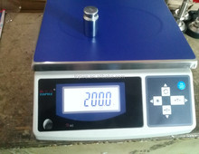 Bench Top 30kg Electronic Weighing Scale