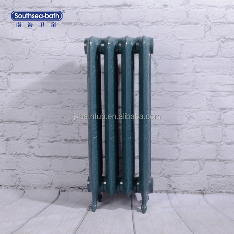 Decorative Cast Iron Antique Radiators for Europe Market
