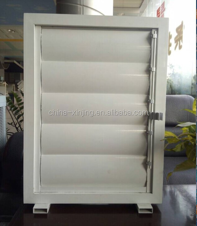 Moveable metal sun louver/solar shading/sun shutter 0821