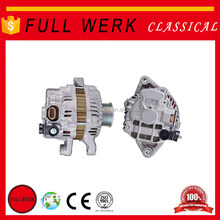 High quality FULL WERK used starter alternator 27060-BZ240,A1TG0991ZJ car alternator for Mitsubishi