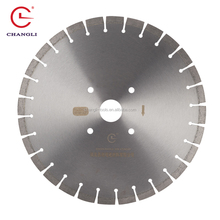 Premium segmented 400mm diamond cutter for concrete, specialized for cured concrete,cement,asphalt,paver brick