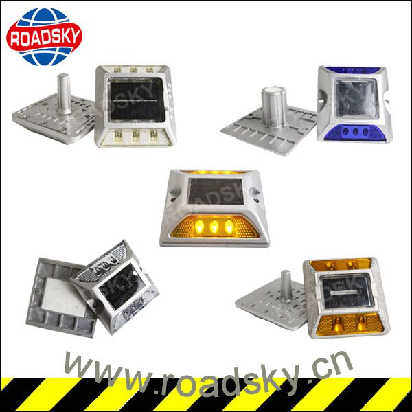 Best Selling Highway Customized Solar Road Warning Light