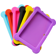 Custom top quality silicone tablet case for universal ipad tablet pc