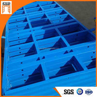 Reusable Construction Metal Formwork