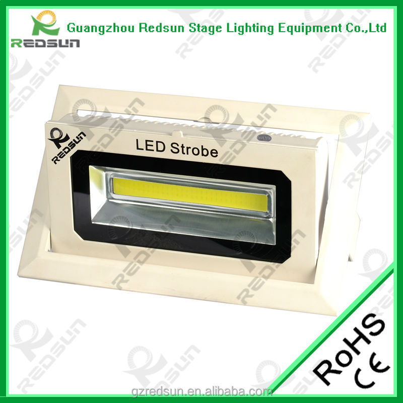 LED stage strobe light for wedding stage show decoration ninebot need