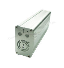 enclosure steel / aluminum profile extruded enclosure case