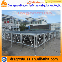 Aluminum Concert Stage, Stage Portable, Stage equipment For Sale