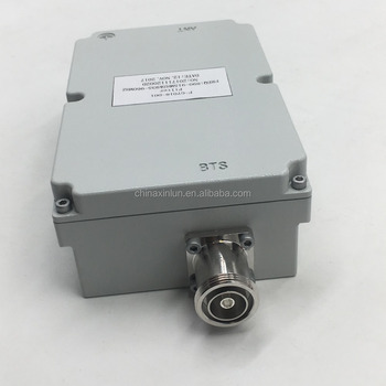 IP65 Base Station Filter WCDMA 2100MHz Filter with 7/16 DIN Type Connector