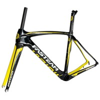 New racing carbon road bike frame 700C Road Bike Frame with T700 full carbon China