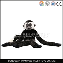 New arrival long arms and legs animals plush monkey toys