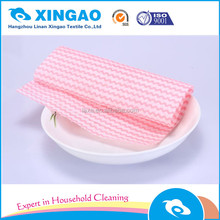 Hangzhou Linan Xingao Factory disposable household clean kitchen dishes wiping wipes